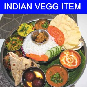 INDIAN VEGG ITEMS